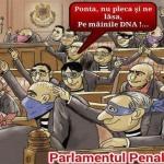 martea-neagra-parlament