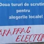 fara prag electoral